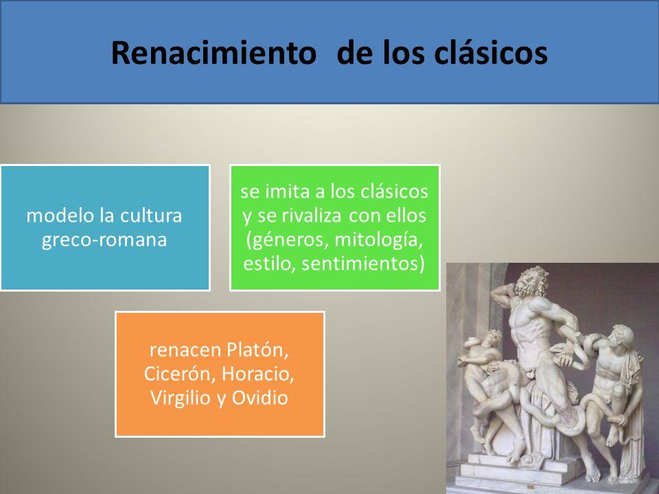 Renacimiento de los clásicos