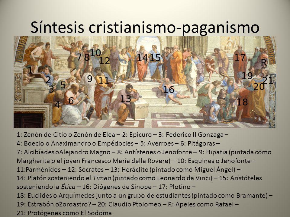 Síntesis cristianismo-paganismo