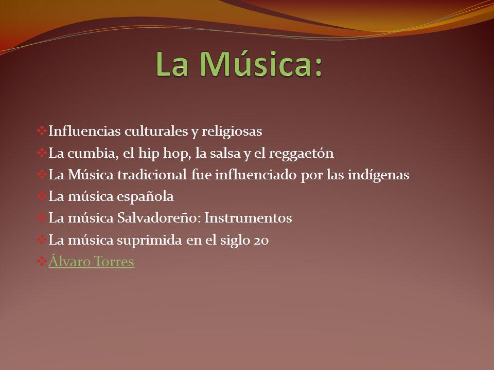 La Música: Influencias culturales y religiosas