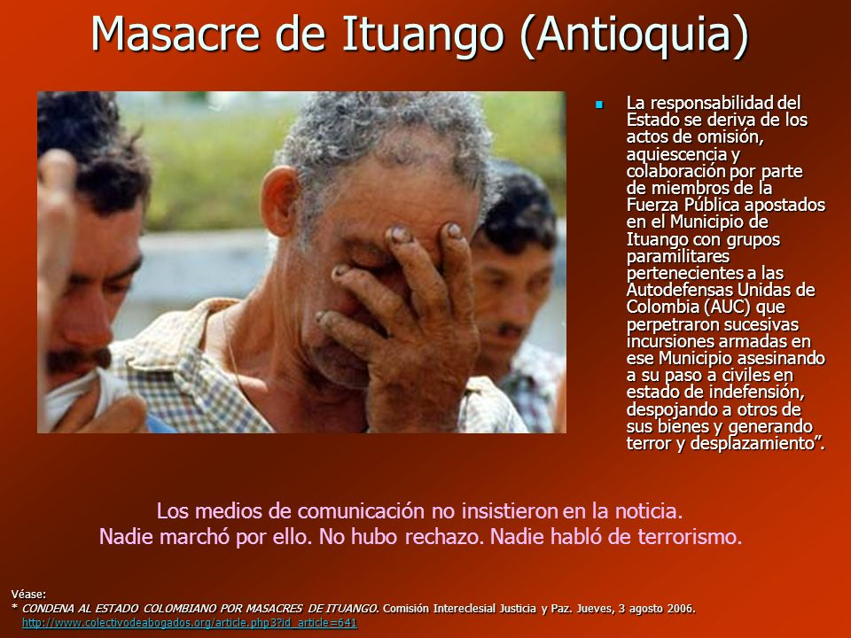 Masacre de Ituango (Antioquia)