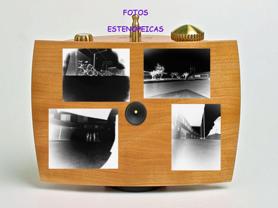 FOTOS ESTENOPEICAS