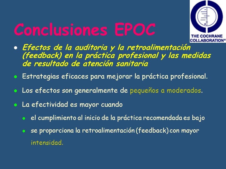 Conclusiones EPOC