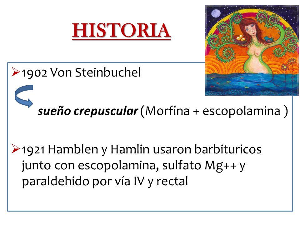 HISTORIA 1902 Von Steinbuchel