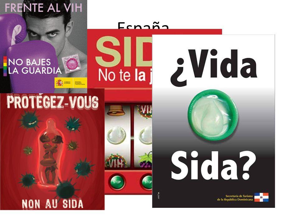 España… Prevalencia del uso de métodos anticonceptivos: 65,7 %