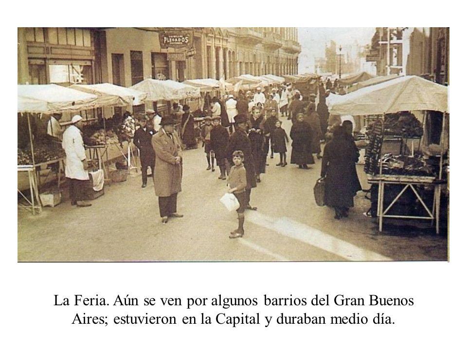 La Feria.