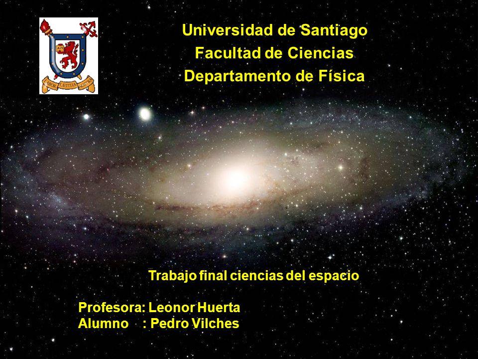 Universidad de Santiago Departamento de Física