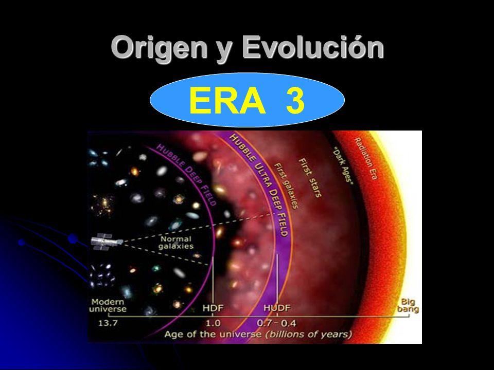 Origen y Evolución ERA 3