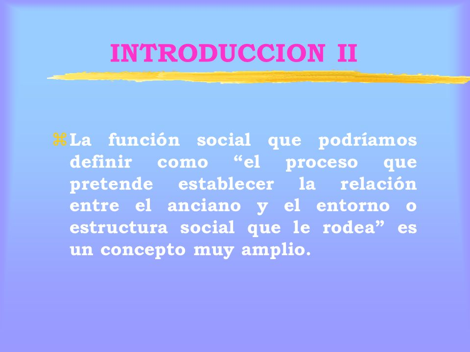 INTRODUCCION II