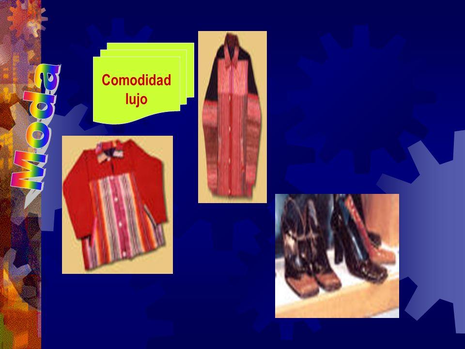 Comodidad lujo Moda