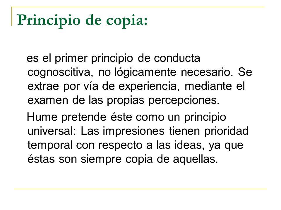 Principio de copia: