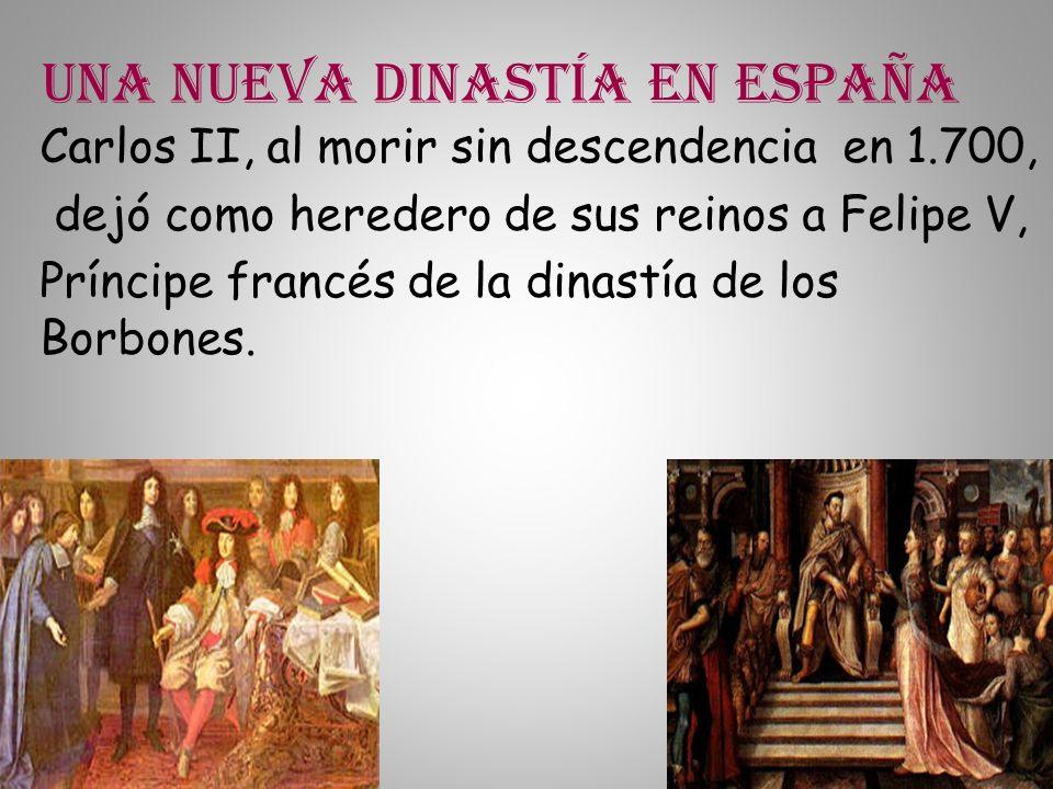Una nueva dinastía en España