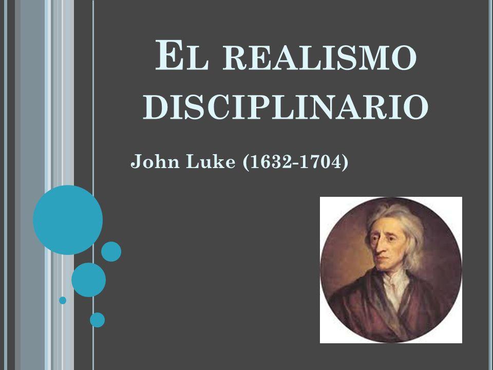 El realismo disciplinario
