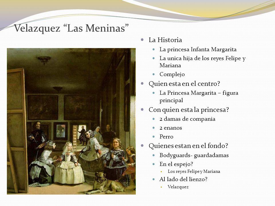 Velazquez Las Meninas