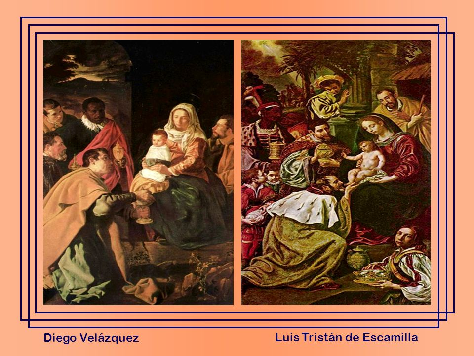 Diego Velázquez Luis Tristán de Escamilla