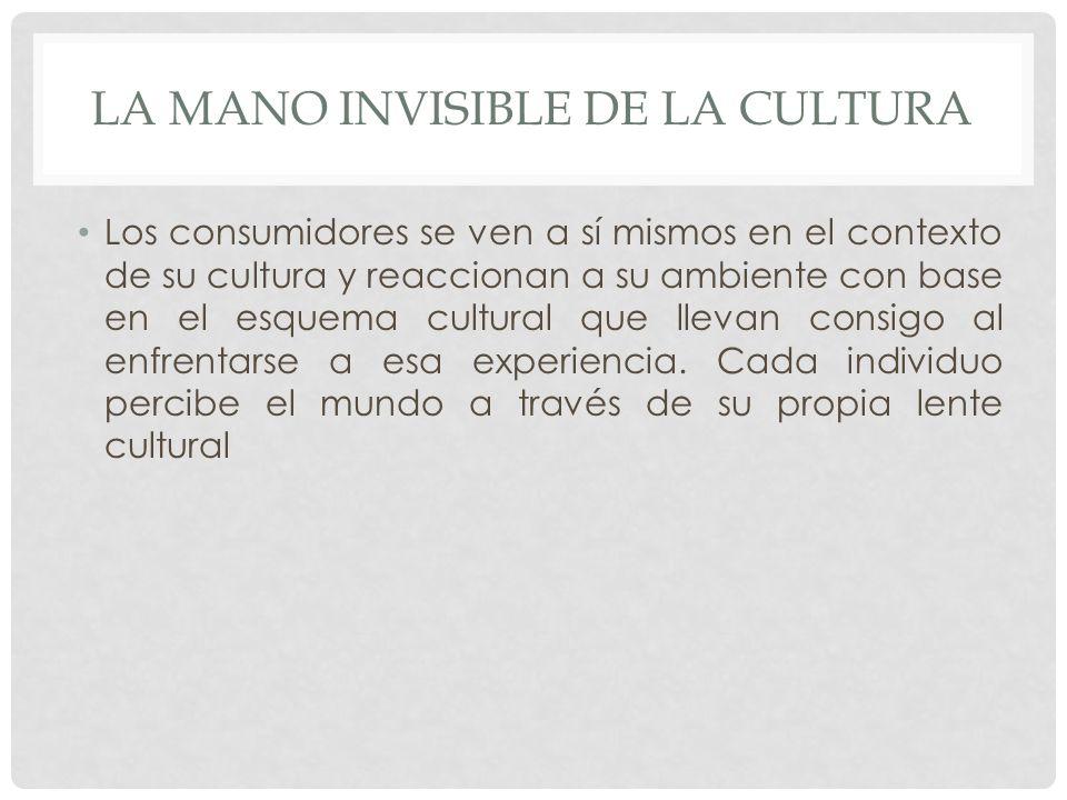 La mano invisible de la cultura