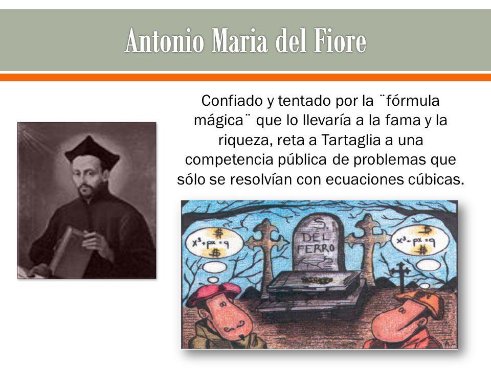 Antonio Maria del Fiore