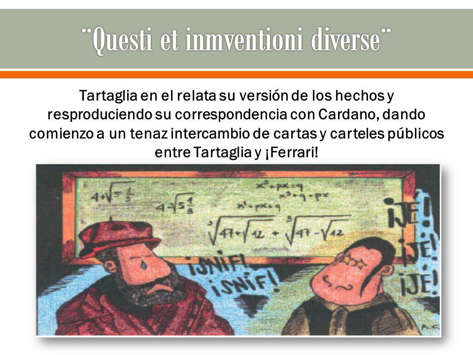 ¨Questi et inmventioni diverse¨