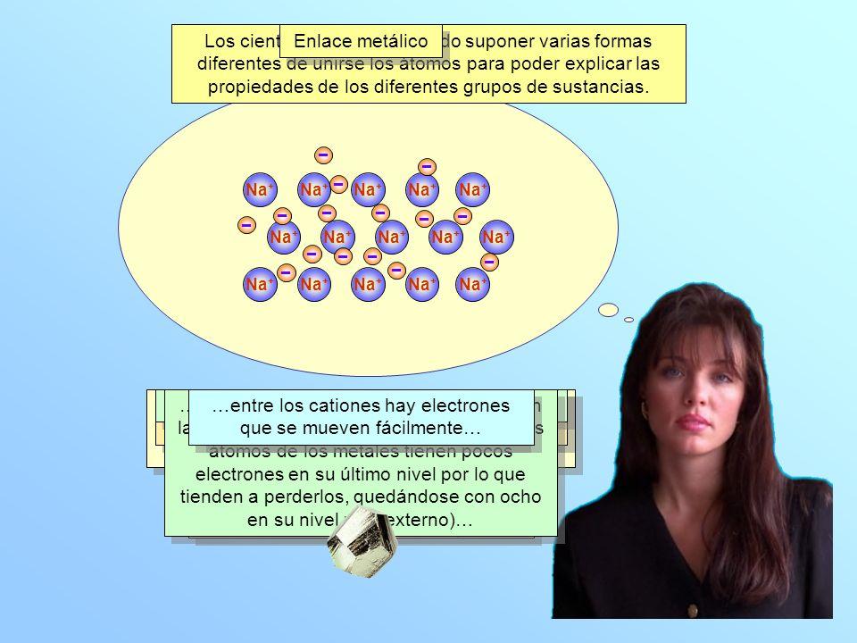 …se les llama electrones deslocalizados.