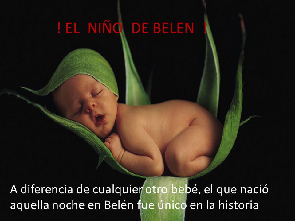 EL NIÑO DE BELEN . 2.