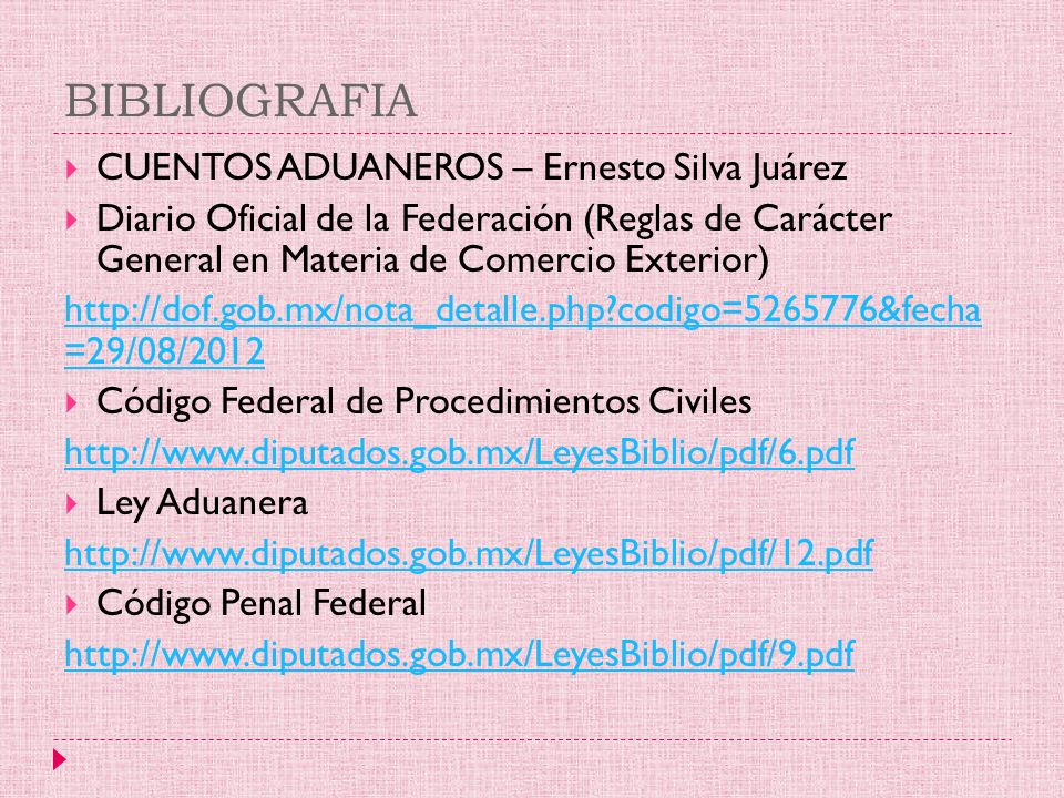 BIBLIOGRAFIA CUENTOS ADUANEROS – Ernesto Silva Juárez