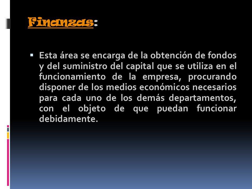 Finanzas: