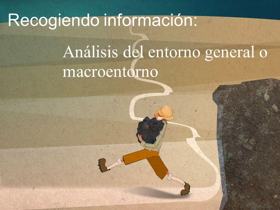 Recogiendo información: