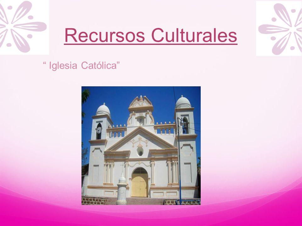 Recursos Culturales Iglesia Católica