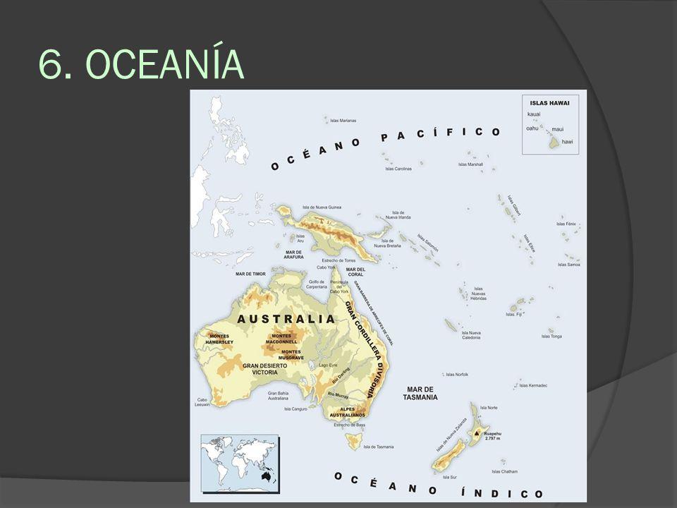 6. OCEANÍA