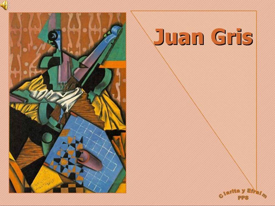Juan Gris Clarita y Efraim PPS