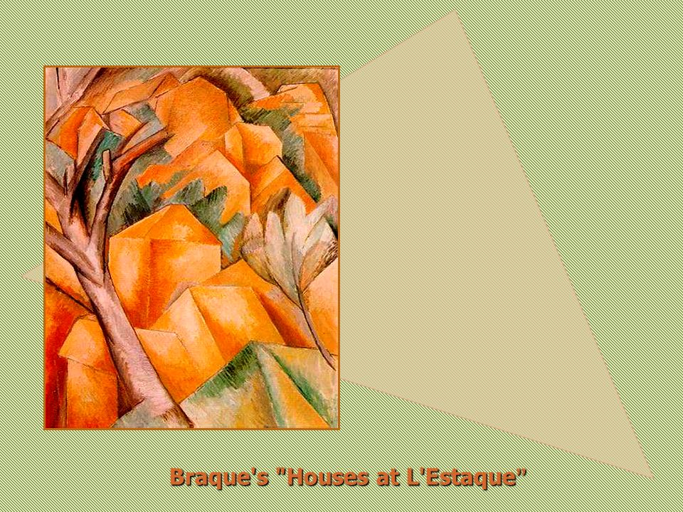 Braque s Houses at L Estaque
