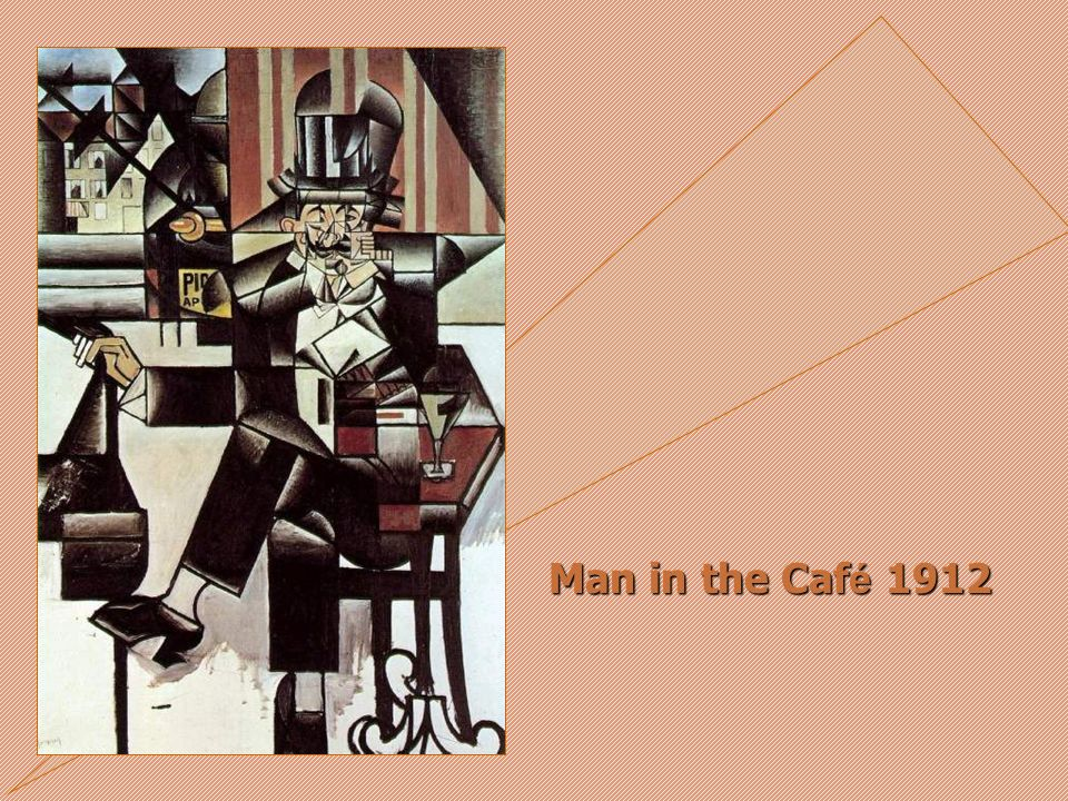 Man in the Café 1912