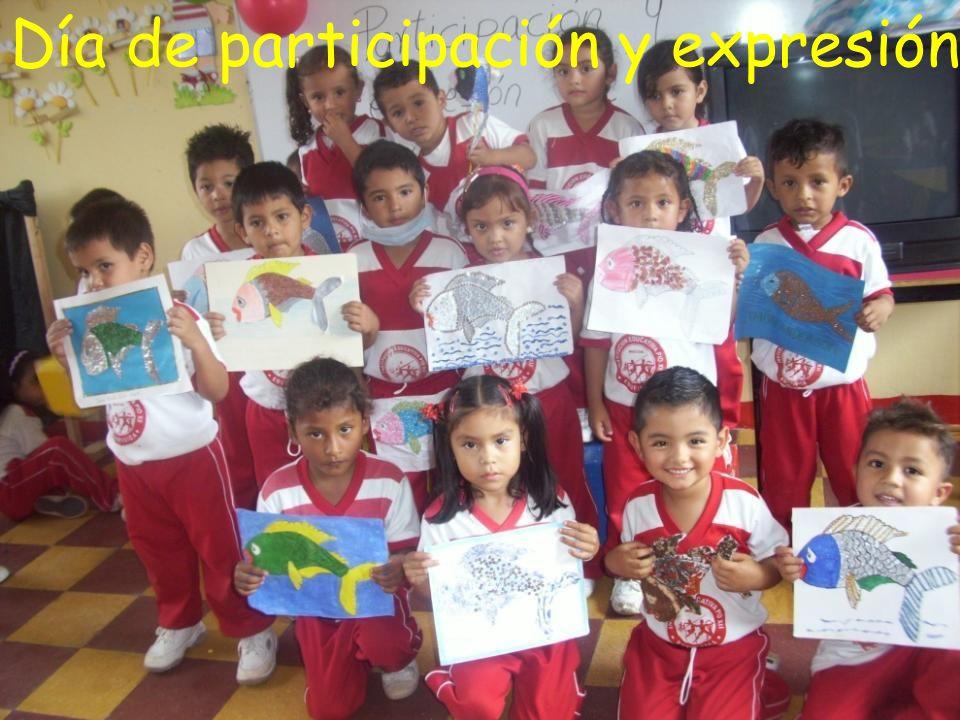 Día de participación y expresión de conocimientos
