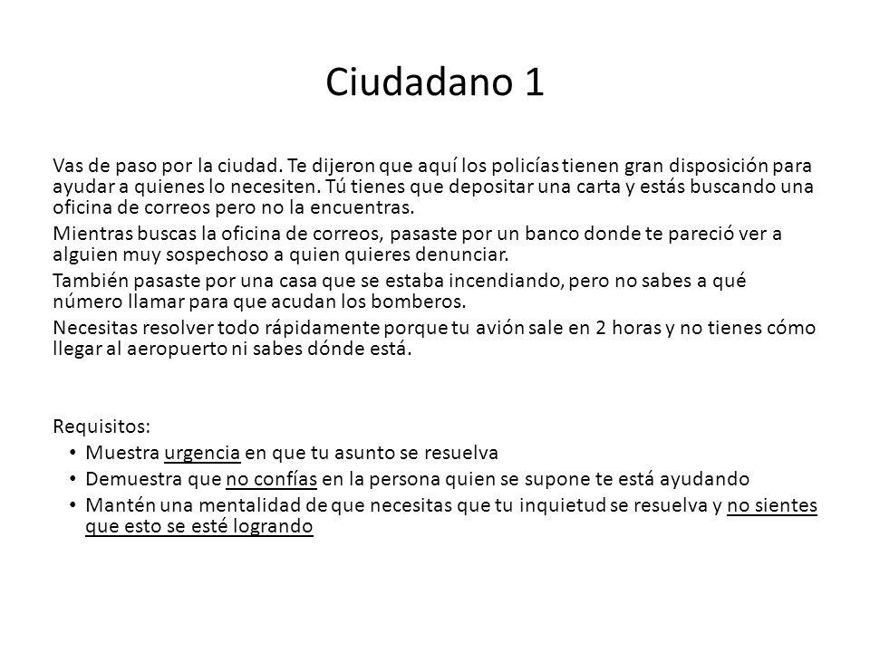 Ciudadano 1