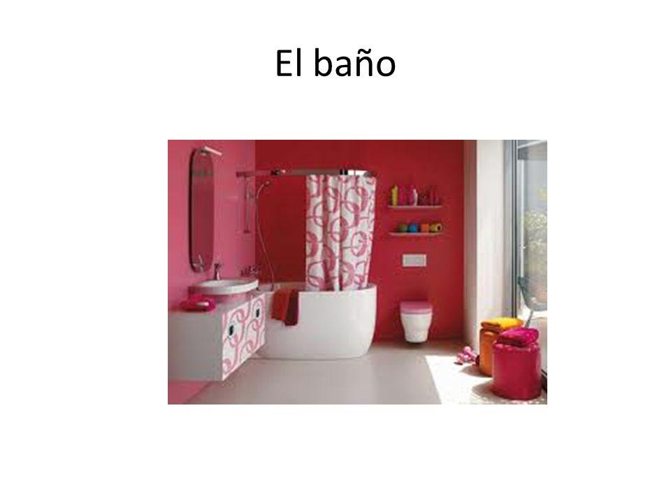 El baño