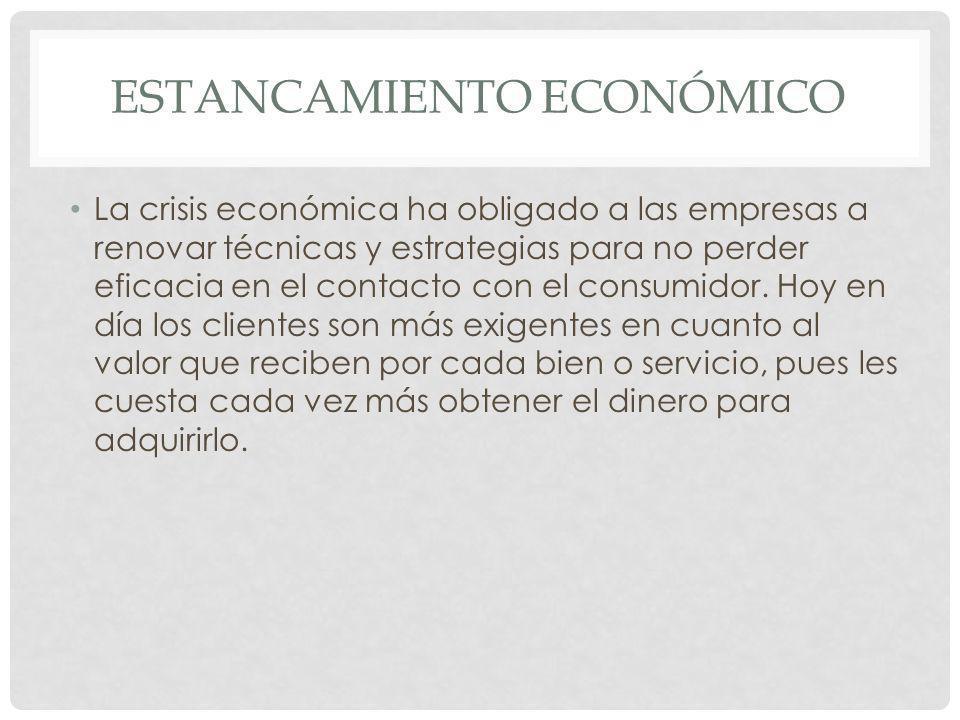 Estancamiento económico
