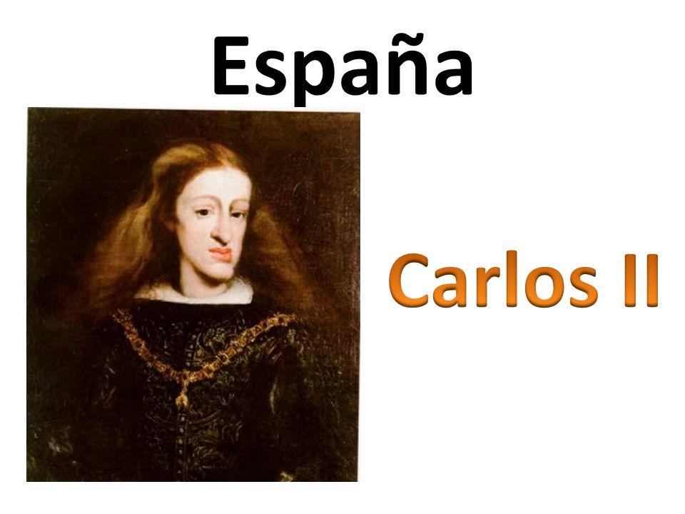 España Carlos II