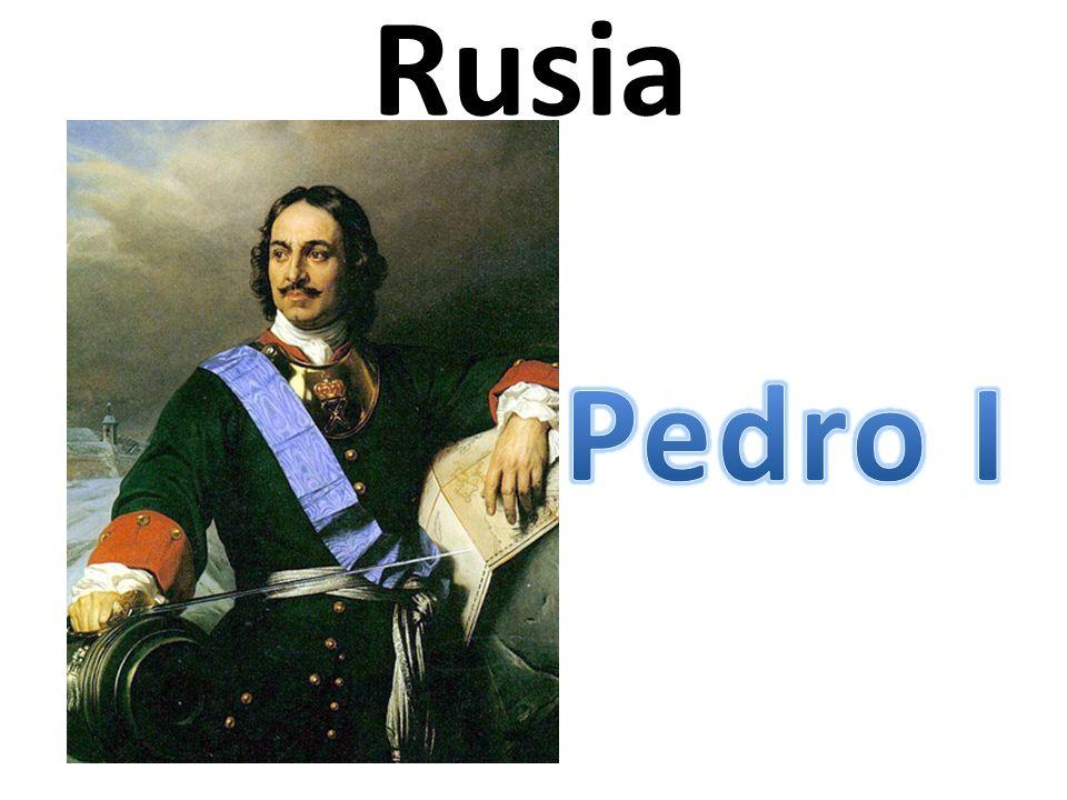 Rusia Pedro I