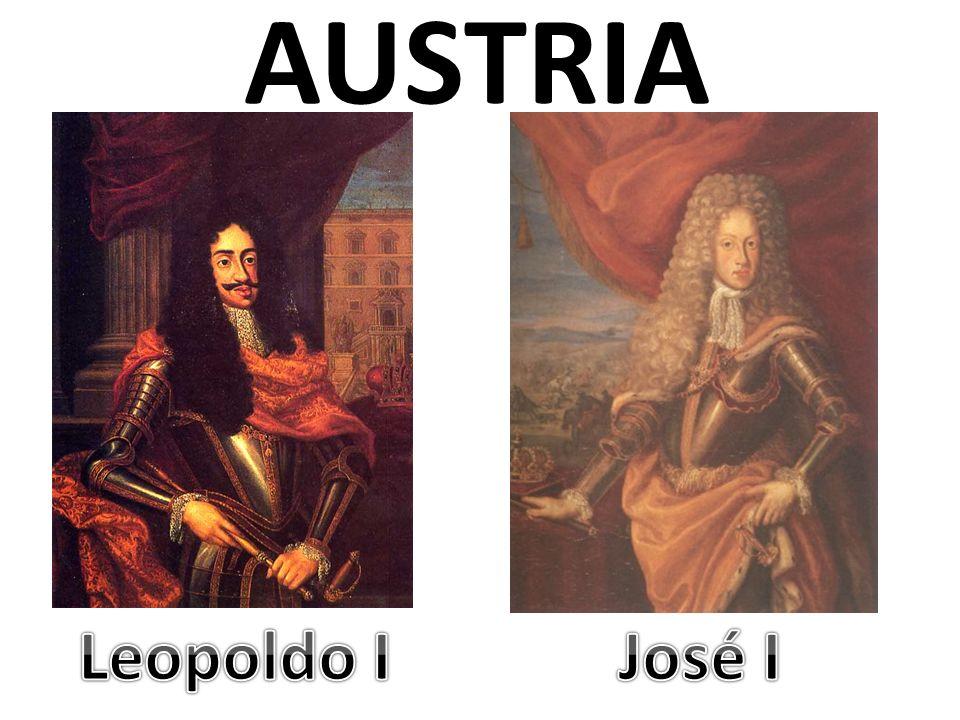 AUSTRIA Leopoldo I José I