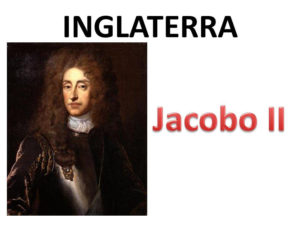 INGLATERRA Jacobo II