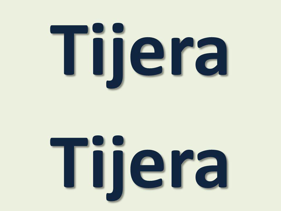 Tijera