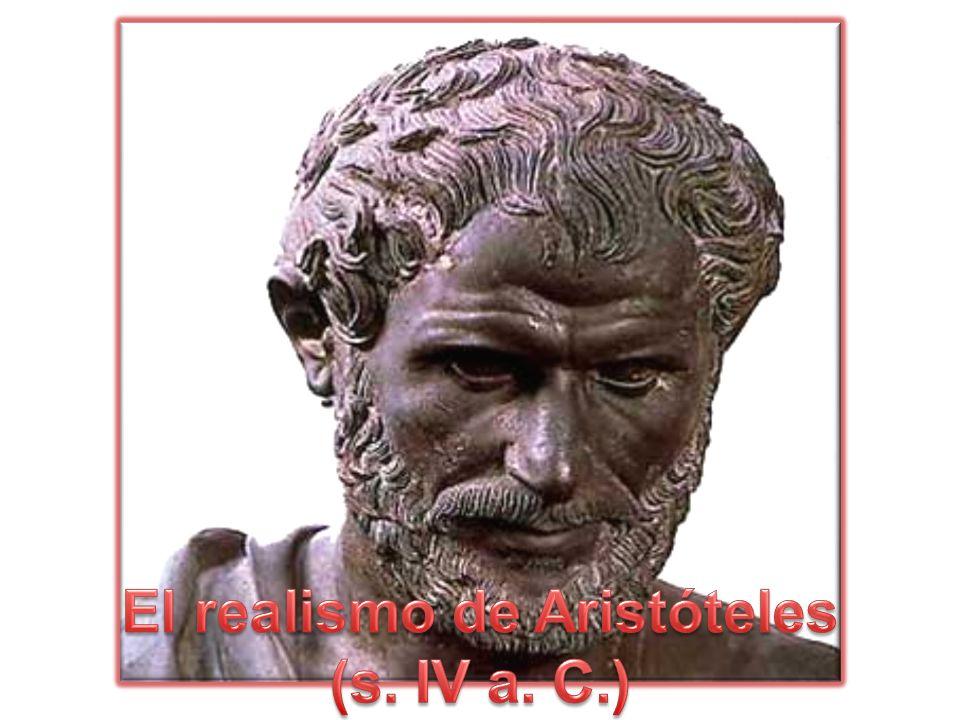 El realismo de Aristóteles