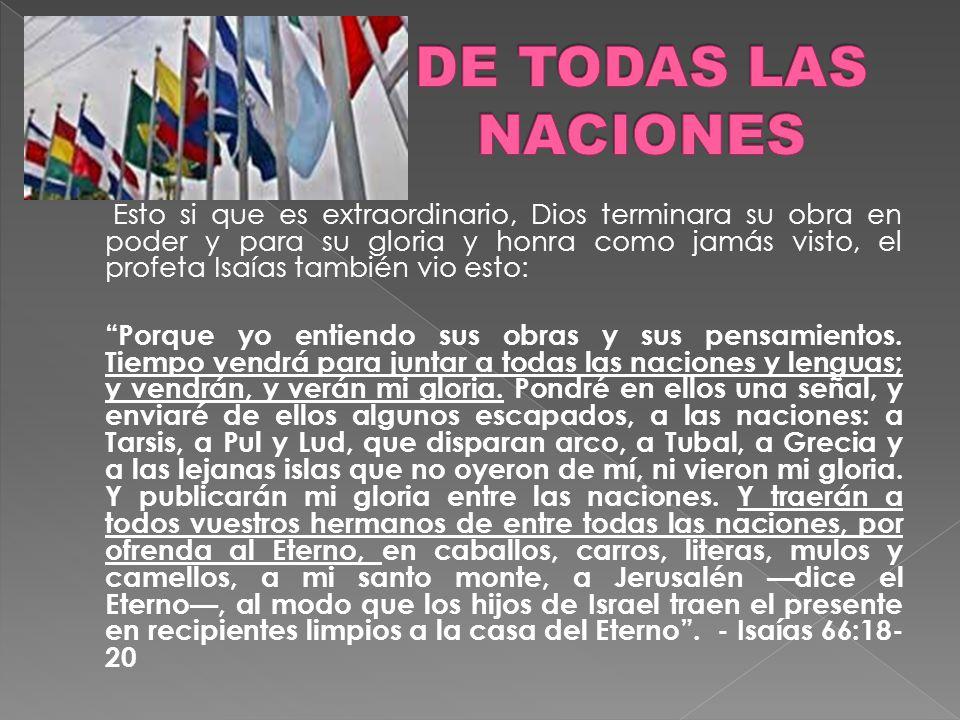 DE TODAS LAS NACIONES