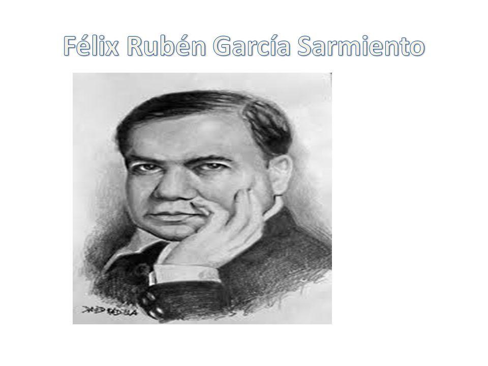 Félix Rubén García Sarmiento