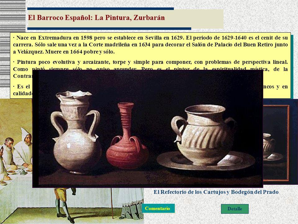 El Barroco Español: La Pintura, Zurbarán