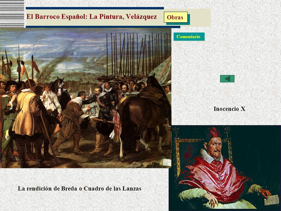 El Barroco Español: La Pintura, Velázquez