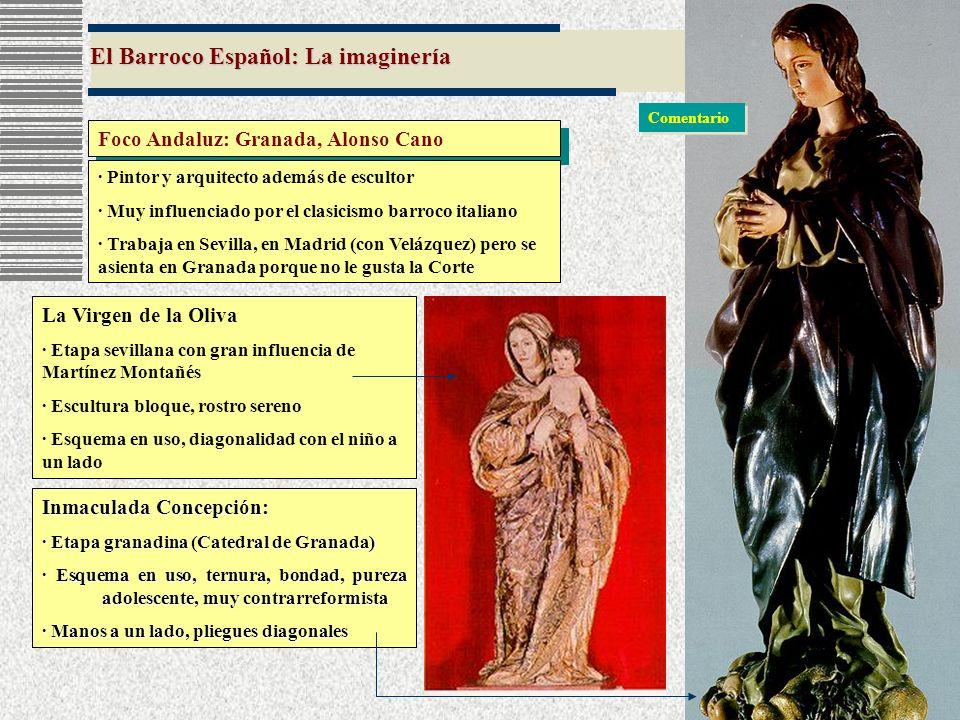El Barroco Español: La imaginería