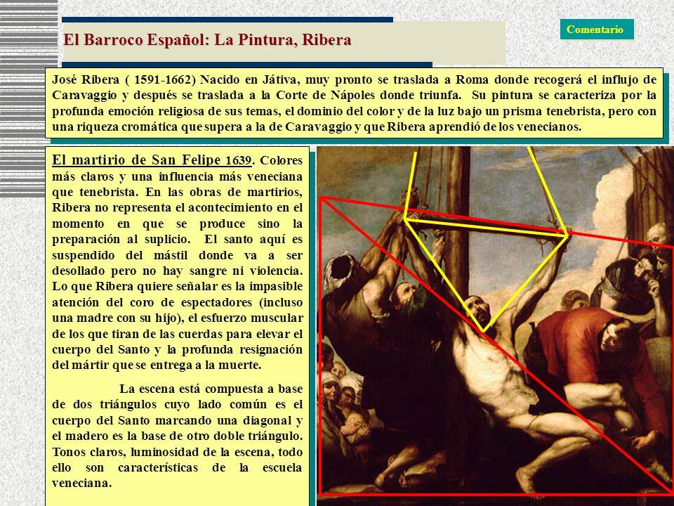 El Barroco Español: La Pintura, Ribera