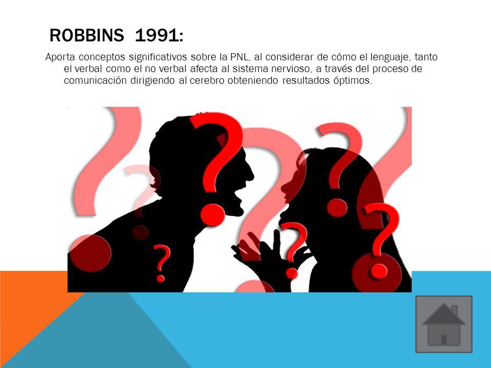ROBBINS 1991: