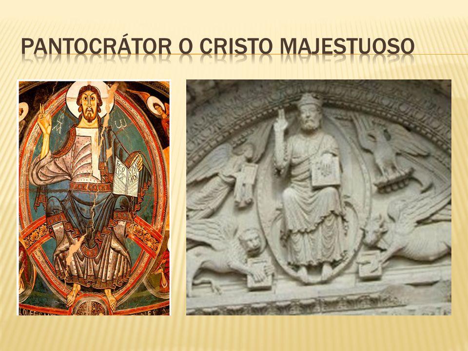 Pantocrátor O cristo majestuoso