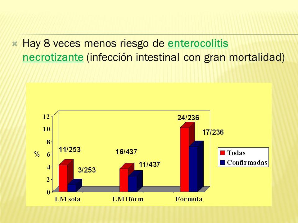 Taurina,cistína, carnitina: efecto antioxidante Flora bífida